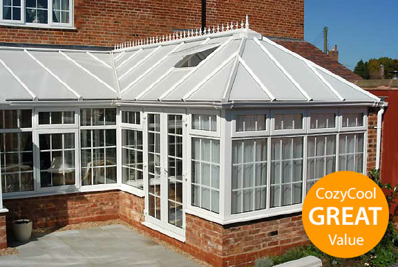 Insulated Conservatory Roof Panel