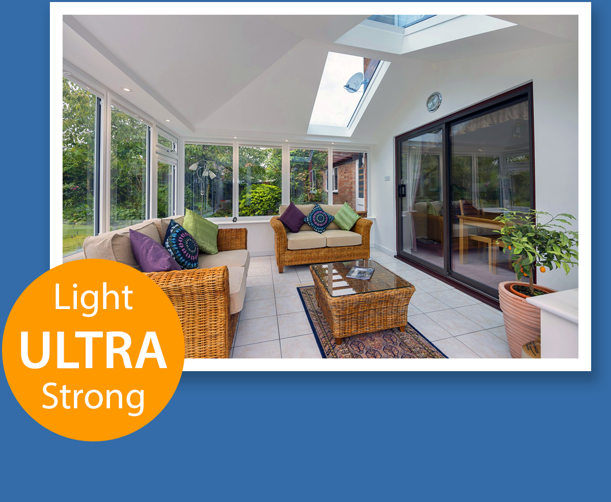 Ultraframe Replacement