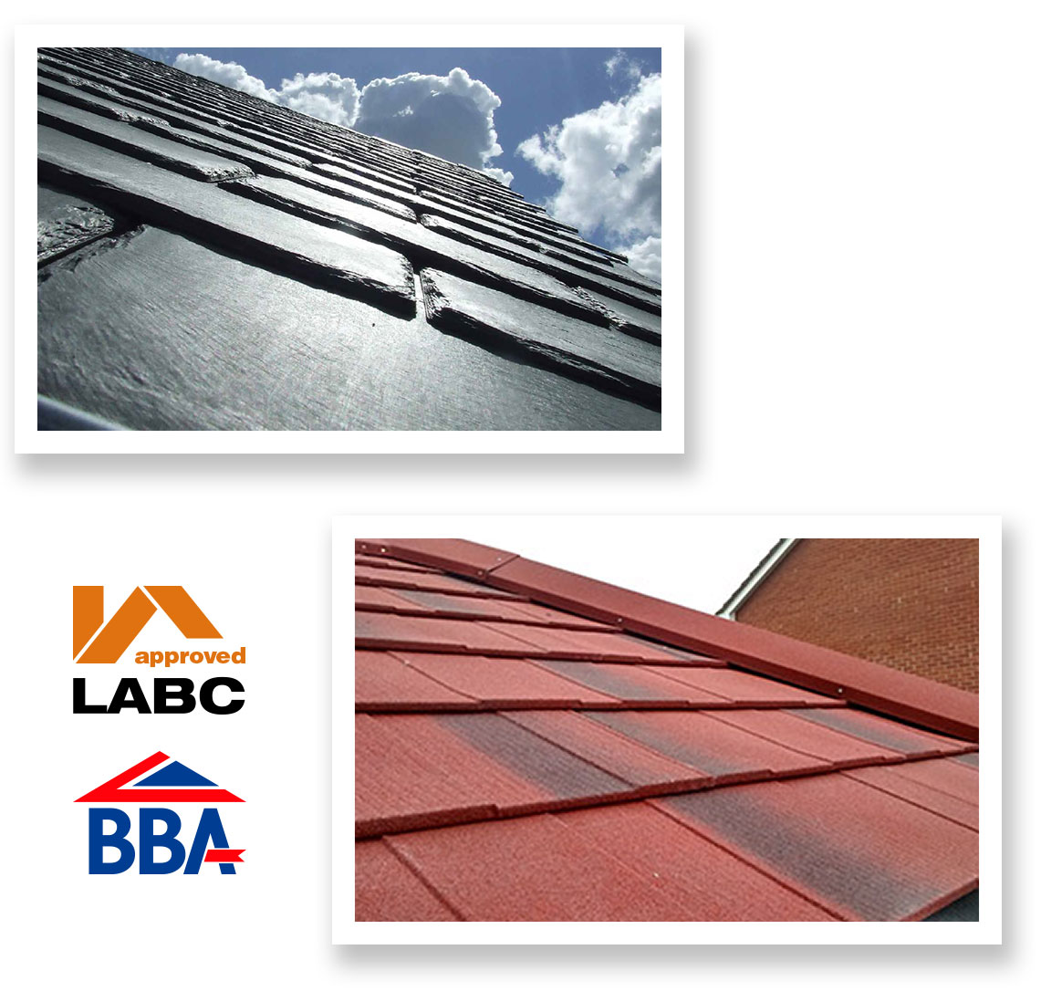 Lightweight Conservatory Roof Tiles