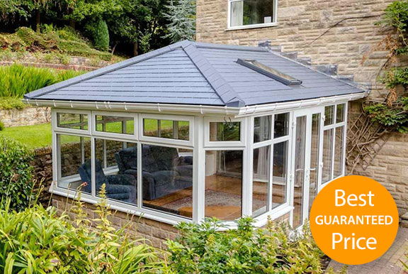 CozyCool Conservatory Roof Replacement